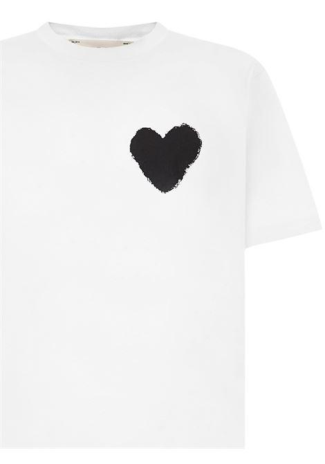 Haikure Lennie Heart T-shirt Haikure   8   HEM54048TJ054T0001BK