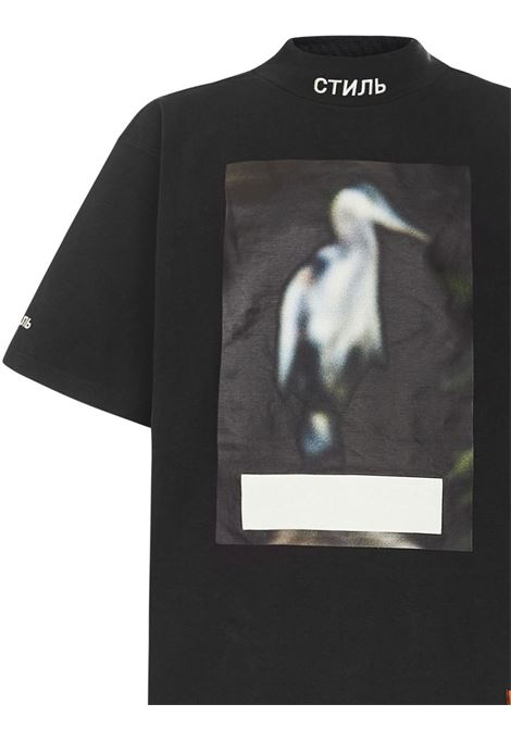T-shirt Heron Preston Heron Preston | 8 | HMAA021F21JER0011005