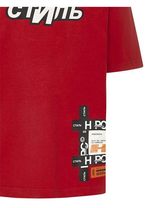 T-shirt Heron Preston Heron Preston | 8 | HMAA025F21JER0022501