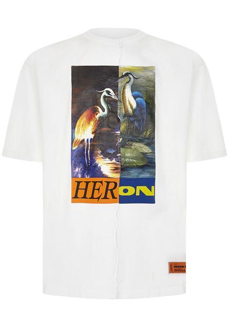 T-shirt Heron Preston Heron Preston | 8 | HMAA029F21JER0020122