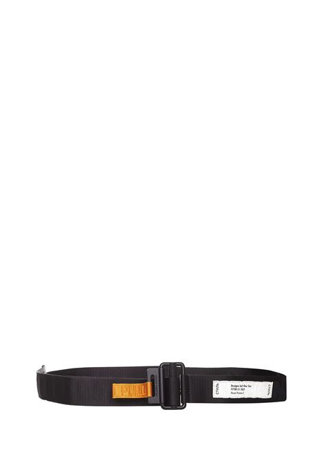 Heron Preston Tape Belt Heron Preston   1218053011   HMRB005F21FAB0011010