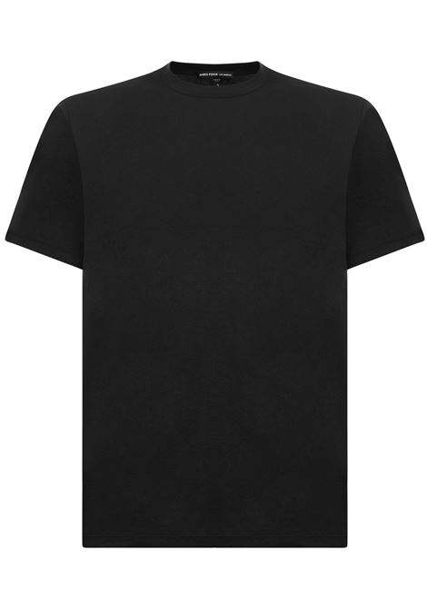 James Perse Luxe Lotus Jersey T-shirt James Perse | 8 | MELJ3199BLK