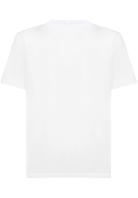 James Perse Luxe Lotus Jersey T-shirt James Perse | 8 | MELJ3199WHT