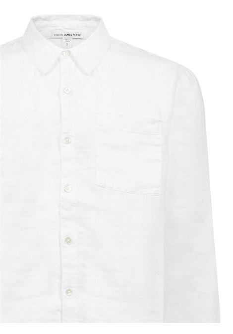 Camicia James Perse James Perse   -1043906350   MJZ3376WHT