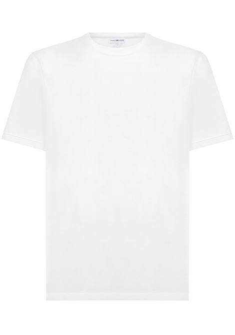 James Perse Clear Jersey Crew T-shirt  James Perse | 8 | MKJ3360WHT