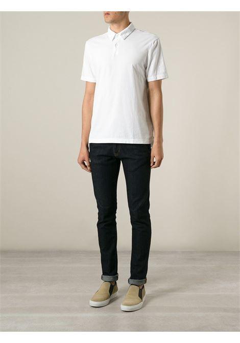 James Perse Polo Shirt James Perse | 2 | MSX3337WHT