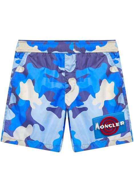 Moncler Enfant Swimsuit  Moncler Enfant | 85 | 2C71120539UZ720