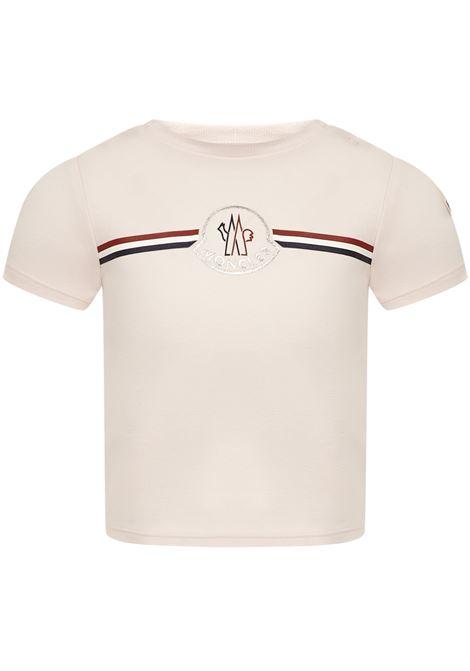 Moncler Enfant T-shirt Moncler Enfant | 8 | 9518C717008392E500