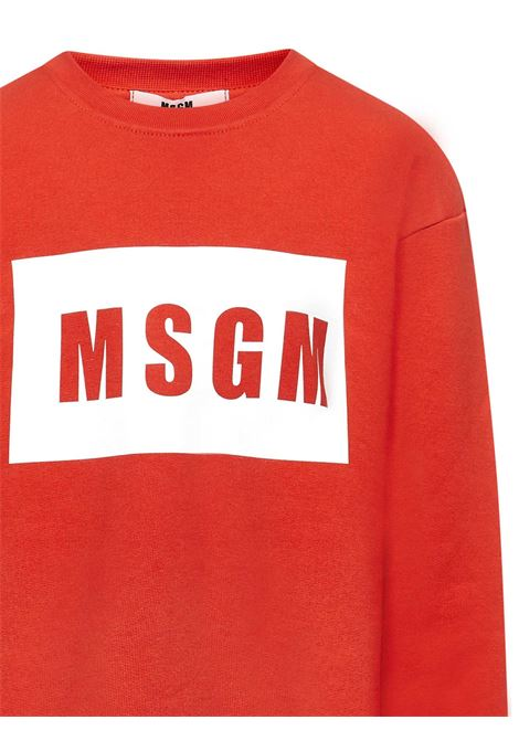 MSGM Kids sweatshirt Msgm Kids | -108764232 | MS027670040