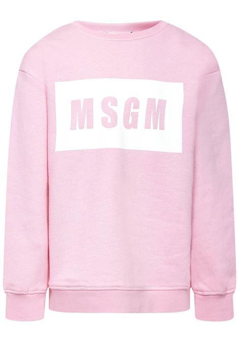 MSGM Kids sweatshirt Msgm Kids | -108764232 | MS027670042