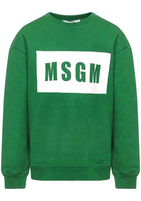 MSGM Kids sweatshirt Msgm Kids | -108764232 | MS027670088