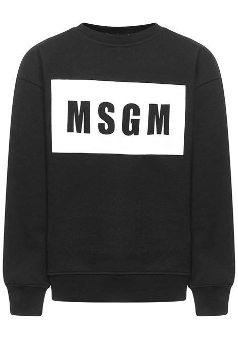 MSGM Kids sweatshirt Msgm Kids | -108764232 | MS027670110