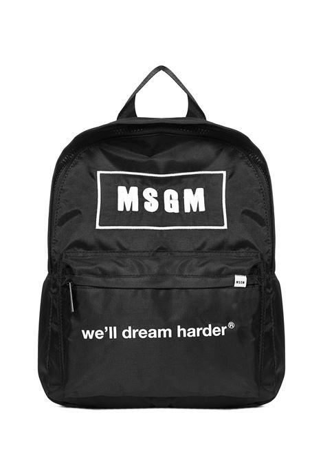 Msgm Kids Backpack Msgm Kids | 1786786253 | MS027729110