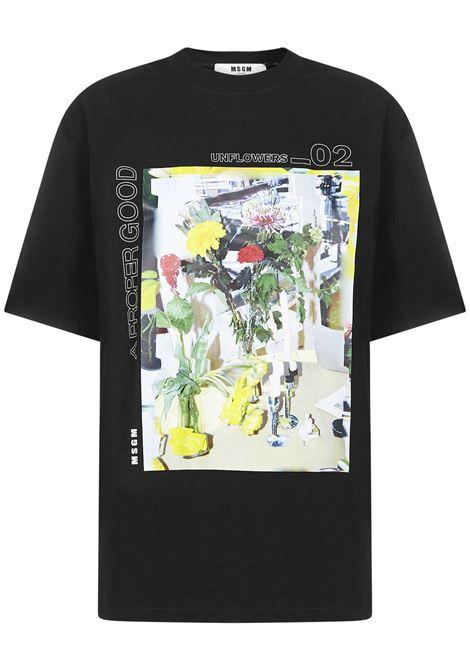 T-shirt Msgm Msgm | 8 | 3142MDM18321779899