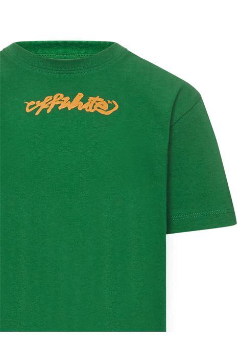 Off-White Kids T-shirt  Off-White kids | 8 | OBAA002F21JER0075520