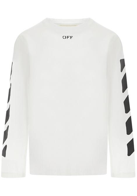 Off-White Kids Sweatshirt Off-White kids | -108764232 | OBAB001F21JER0010110