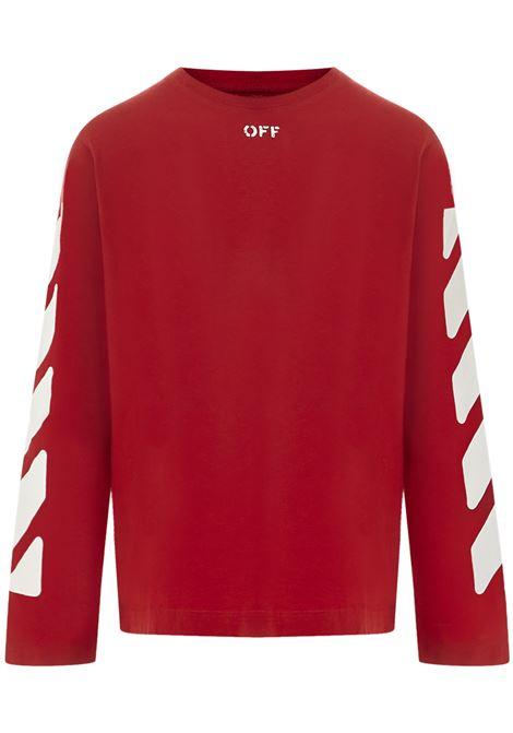 Off-White Kids Sweatshirt Off-White kids | -108764232 | OBAB001F21JER0012501