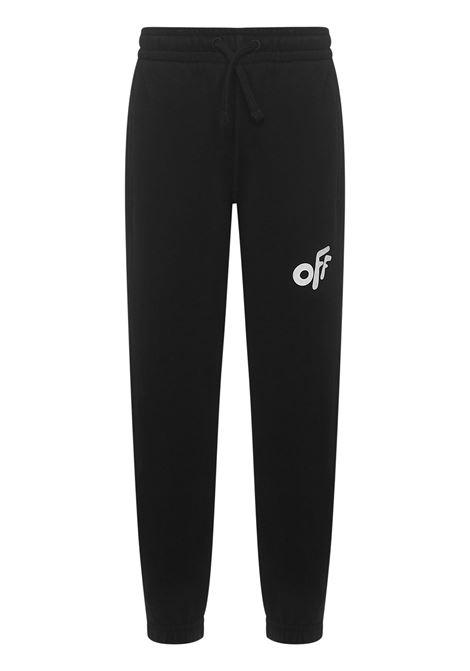 Pantaloni Off-White Off-White kids   1672492985   OBCH001F21FLE0011001