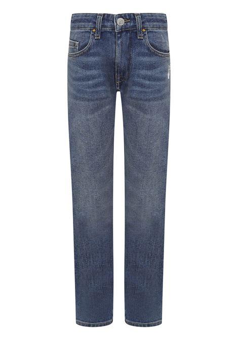 Jeans Off-White Kids Off-White kids   24   OBYA002F21DEN0024501