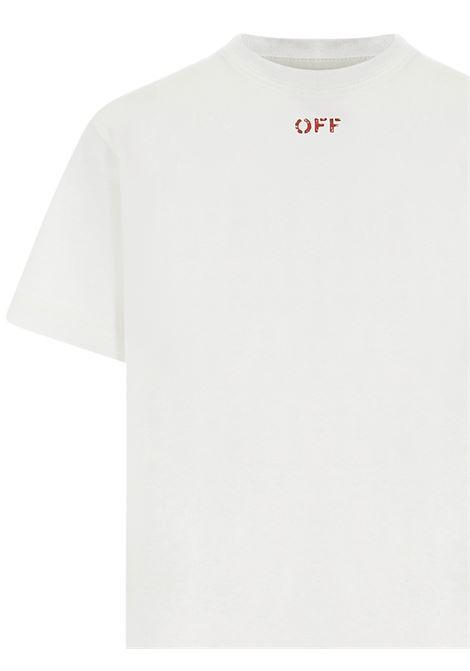 T-shirt Off-White Kids Off-White kids | 8 | OGAA001F21JER0010125