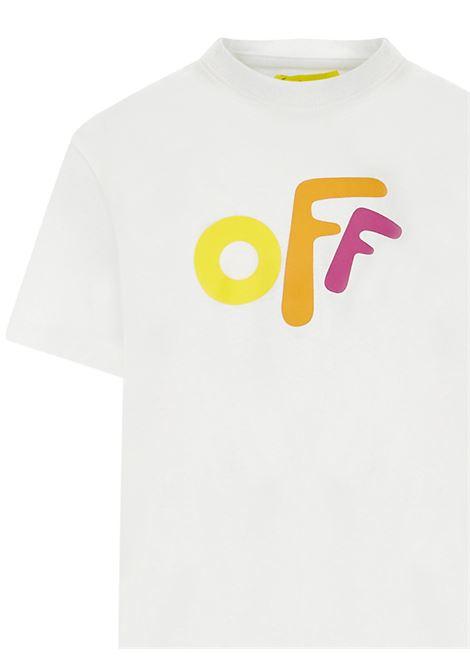 T-shirt Off-White Kids Off-White kids | 8 | OGAA001F21JER0020184