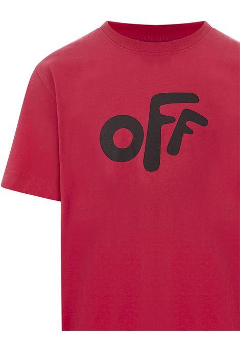 T-shirt Off-White Kids Off-White kids | 8 | OGAA001F21JER0033210