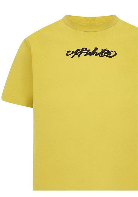 T-shirt Off-White Kids  Off-White kids | 8 | OGAA001F21JER0081810