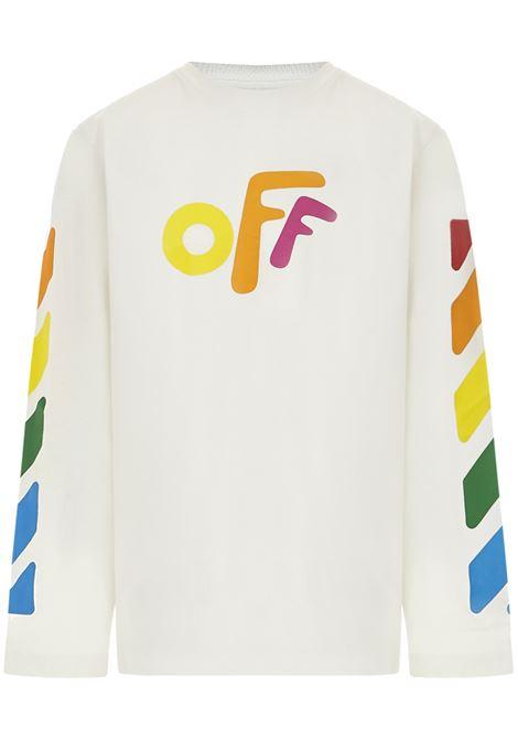 Felpa Off-White Kids Off-White kids | -108764232 | OGAB001F21JER0010184