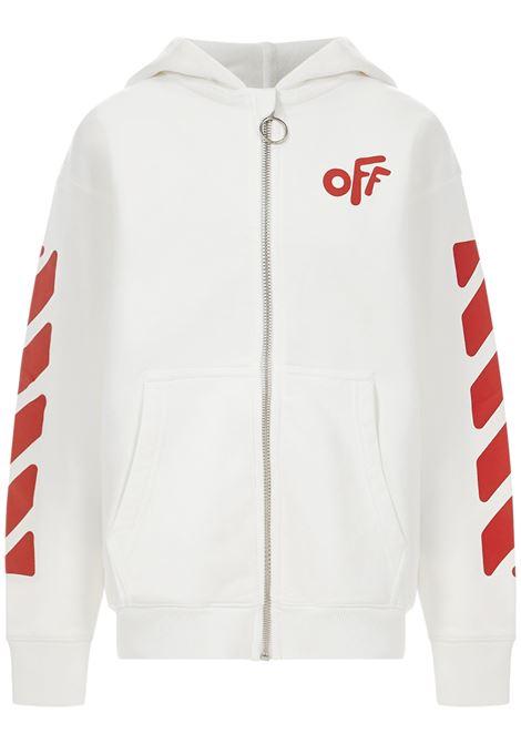 Felpa Off-White Kids Off-White kids | -108764232 | OGBE001F21FLE0010125