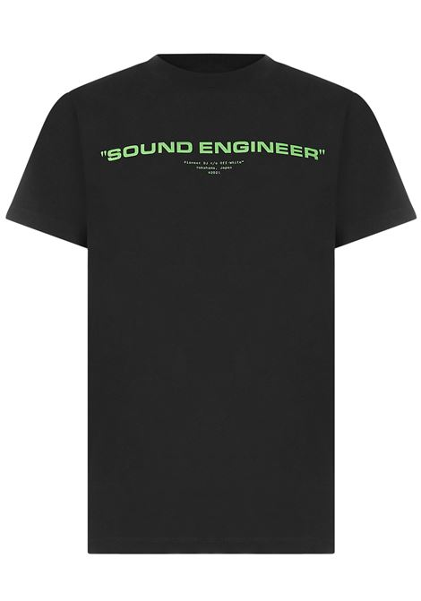 Off-White X Pioneer Dj SE_Console 1 T-shirt  Off-White   8   OMAA027G21JER0021059