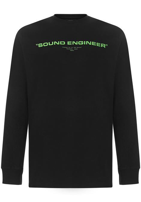 Off-White X Pioneer Dj SE_Console T-shirt Off-White   8   OMAB001G21JER0011059