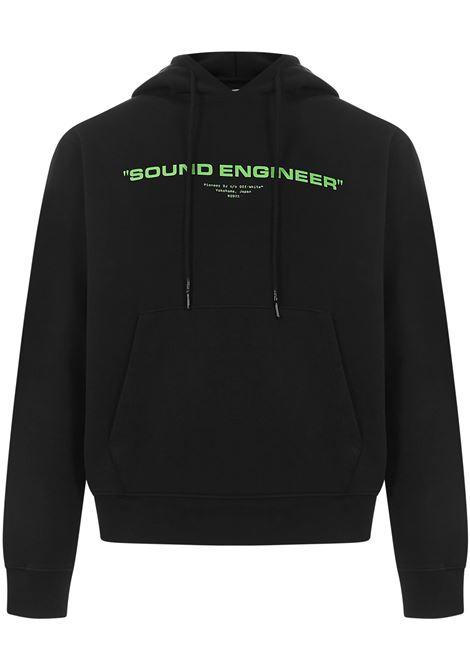 Off-White X Pioneer Dj SE_Console Sweatshirt Off-White   -108764232   OMBB034G21FLE0011059