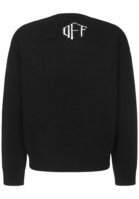 Off-White Arrows 3D Sweater Off-White | 7 | OMHE085F21KNI0021009
