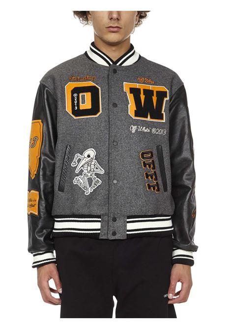 Off-White College Jacket  Off-White | 13 | OMJA059F21LEA0010684