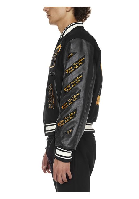 Off-White College Jacket  Off-White | 13 | OMJA059F21LEA0011084