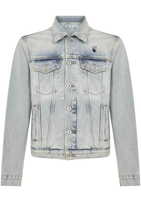 Off-White Monalisa Jacket Off-White | 13 | OMYE054R21DEN0024010