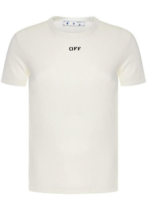 Off-White T-shirt  Off-White | 8 | OWAA065F21JER0010110