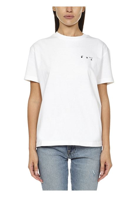 Off-White T-shirt  Off-White | 8 | OWAA089F21JER0110110