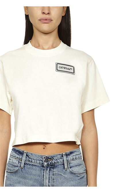 Off-White T-shirt  Off-White | 8 | OWAA090F21JER0026100