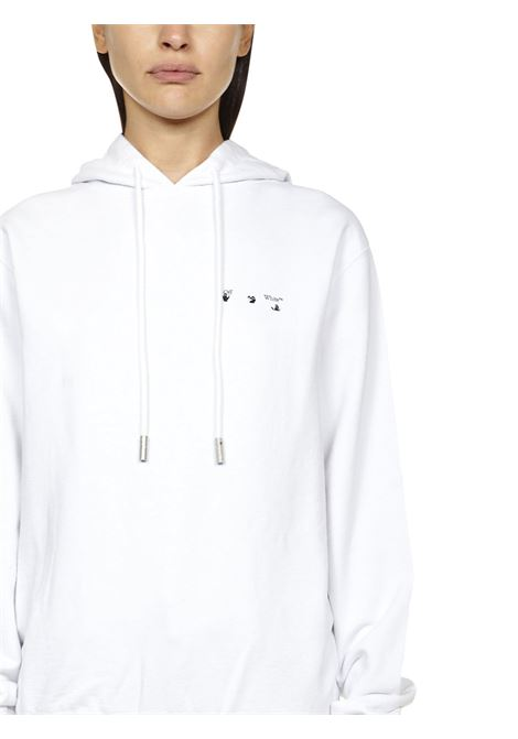 Off-White Palace Arrow Sweatshirt Off-White | -108764232 | OWBB035F21JER0060110