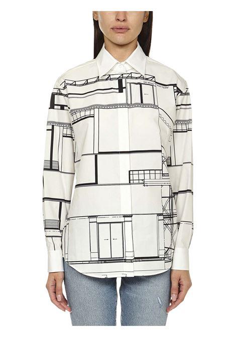 Off-White Palace Basic Shirt Off-White | -1043906350 | OWGA096F21FAB0030110