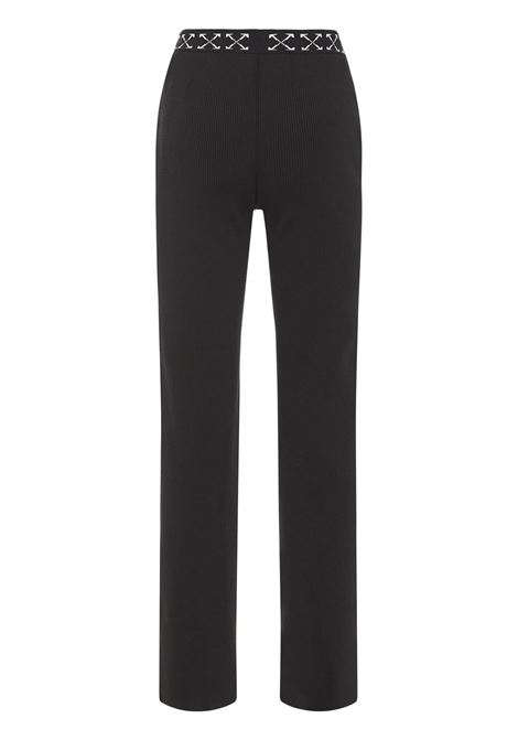 Off-White Trousers Off-White | 1672492985 | OWHG006F21KNI0011001