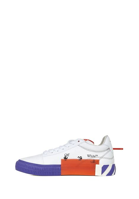 Off-White Low Vulcanized Sneakers  Off-White | 1718629338 | OWIA178R21FAB0010135