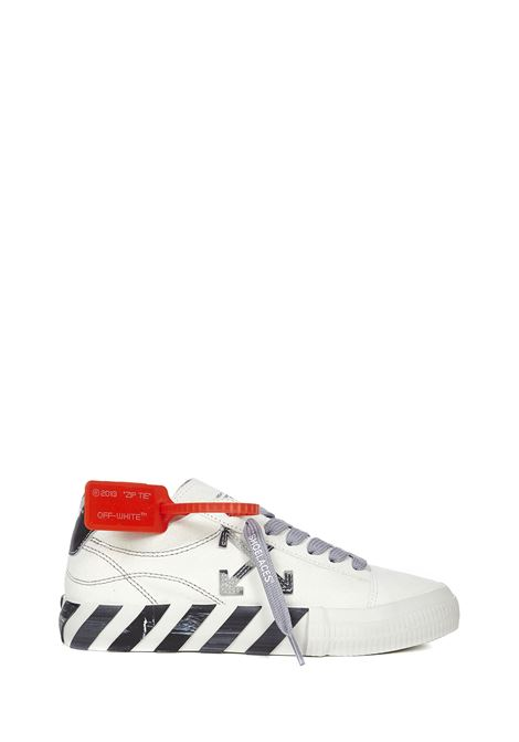 Off-White Low Vulcanized Liquid Melt Sneakers  Off-White | 1718629338 | OWIA178R21LEA0010109
