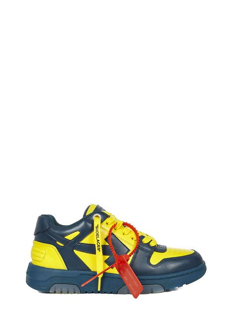 Off-White Ouf Of Office Sneakers Off-White | 1718629338 | OWIA259R21LEA0014518