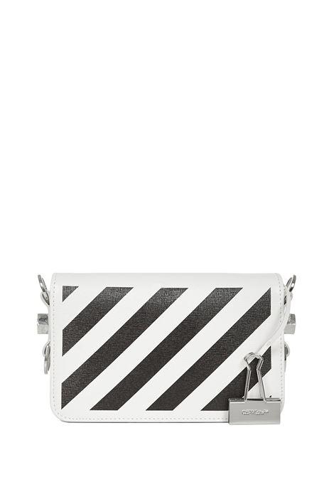 Off-White Diag Mini Flap Shoulder bag  Off-White | 77132929 | OWNA038R21LEA0010110
