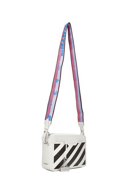 Off-White Diag Camera Shoulder bag Off-White | 77132929 | OWNA088R21LEA0010110