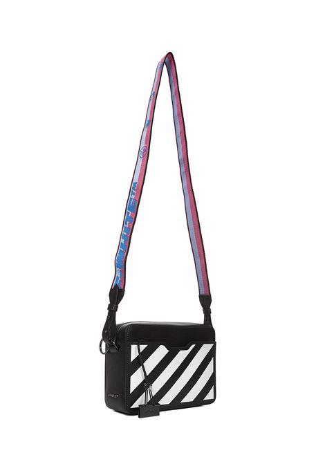 Off-White Diag Camera Shoulder bag Off-White | 77132929 | OWNA088R21LEA0011001