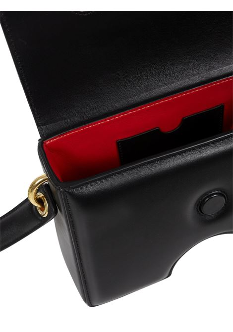 Off-White Burrow-22 Shoulder Bag Off-White | 77132929 | OWNN005S21LEA0011000