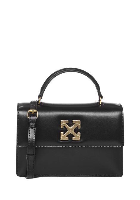 Borsa A Mano 1.4 Jitney Bag Off-White Off-White | 77132927 | OWNP003F21LEA0011000